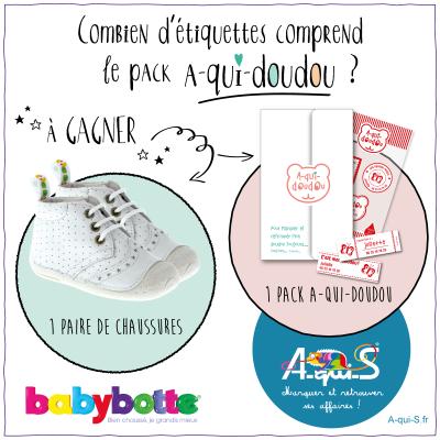 Jeu Babybotte – A-qui-S !