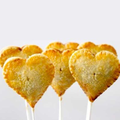 Recette de Cake pops coeur pour la Saint-Valentin !