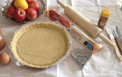 Recette tarte aux pommes facile et rapide !