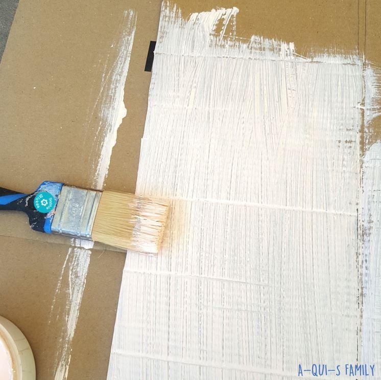 Carton Peinture La Communauté Des Pas Perdus Daquis