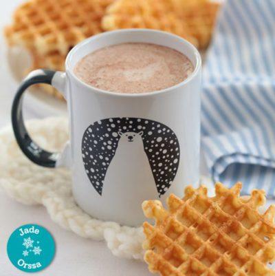 Recette du chocolat chaud fait maison. On vous en sert une tasse ?