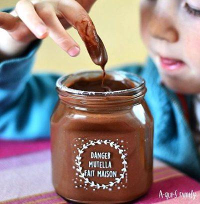 Du Nutella fait maison : notre recette très facile et rapide !
