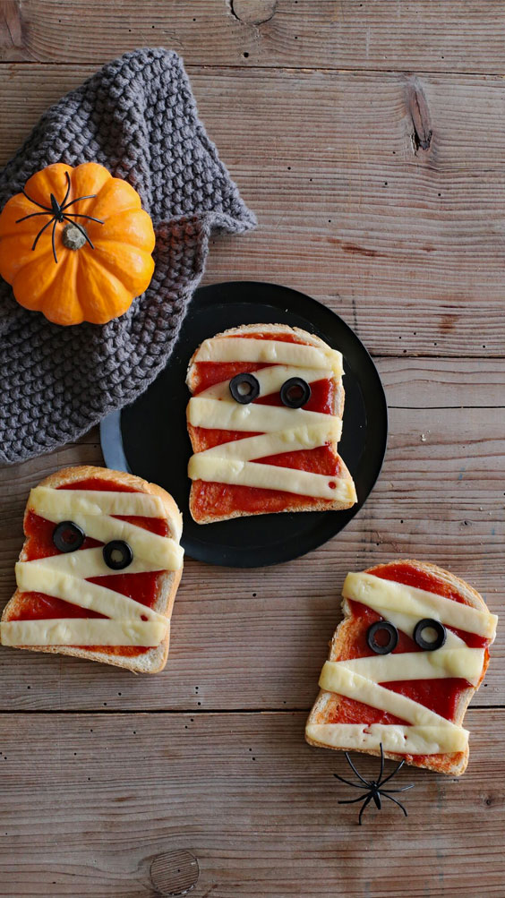 recette d'Halloween facile
