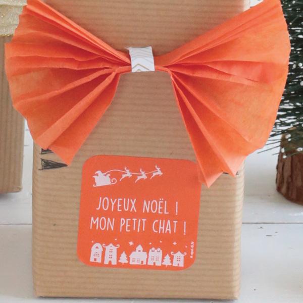 paquets cadeaux originaux